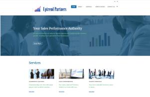 Uptrend Partners website